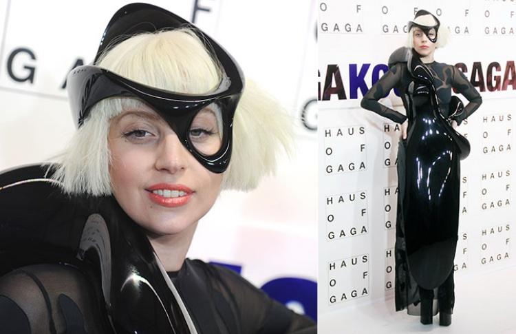 Леди Гага: 50образов, которые потрясли мир Фото №416284