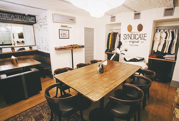 Syndicate shop & bar - Фото №2
