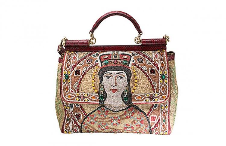 Сумка Miss Sicily отDolce&Gabbana