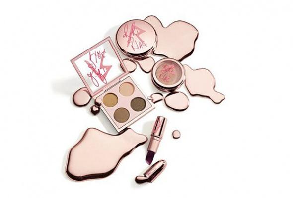 Осенняя коллекция макияжа RiRi отРианны иM.A.C - Фото №1