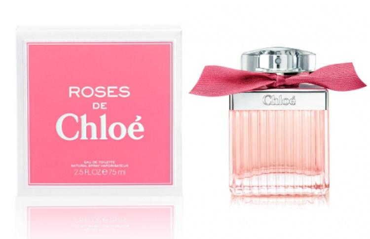 Премьера нового аромата Roses De Chloé
