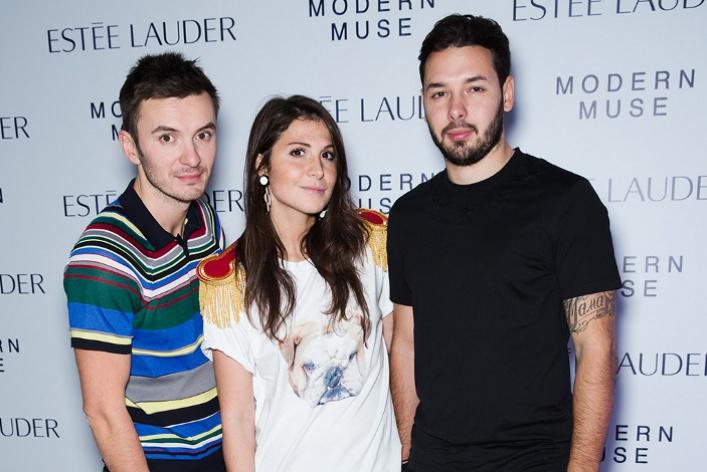 Запуск нового аромата Modern Muse отEstée Lauder