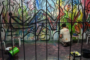 Зоопарк художников