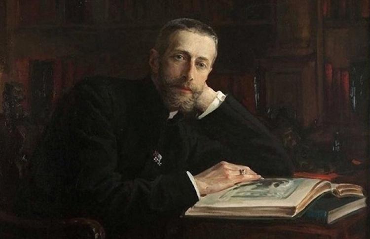 Поэт и композитор К. Р.
