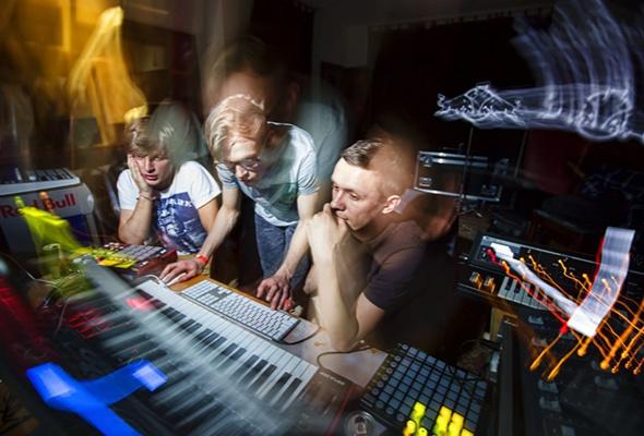 Музыкальный лагерь вСанкт-Петербурге - Фото №6