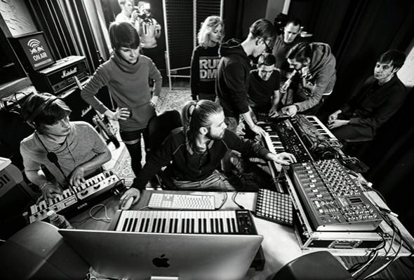 Музыкальный лагерь вСанкт-Петербурге - Фото №9