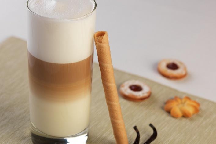 УГранд Отеля Европа появился собственный кофейный бленд