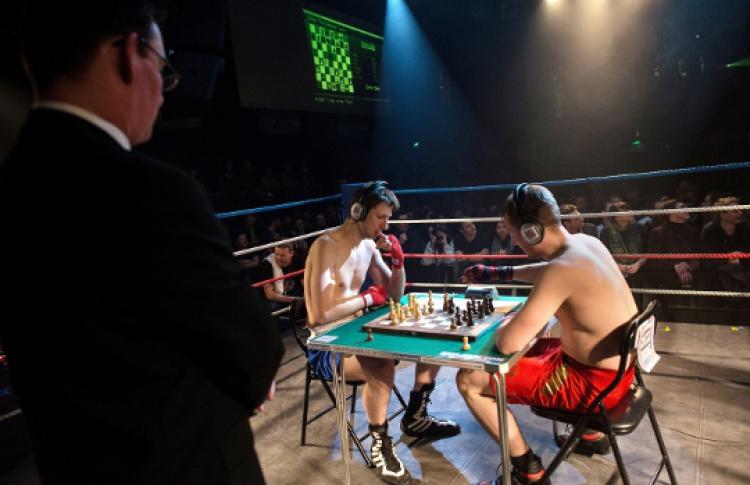 Чемпионат мира по шахбоксу