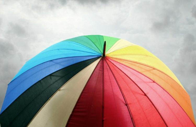 Фестиваль зонтиков