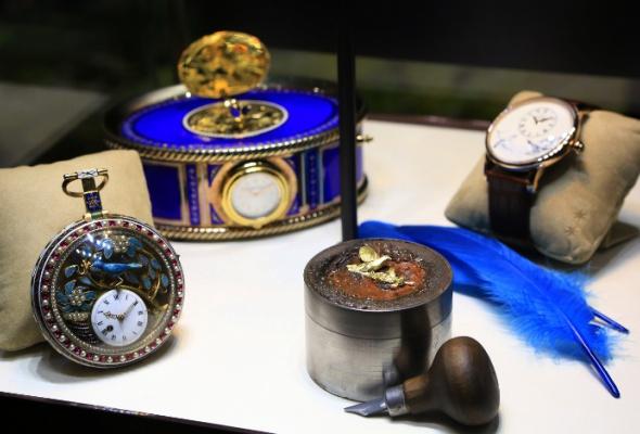 ВИсторическом Музее открывается выставка Jaquet Droz - Фото №0