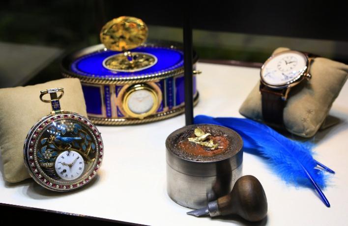 ВИсторическом Музее открывается выставка Jaquet Droz