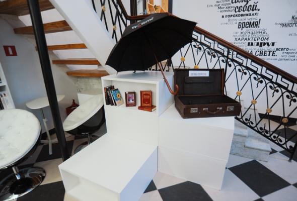 Книгохранилище нашего времени: библиотека имени Гоголя - Фото №7