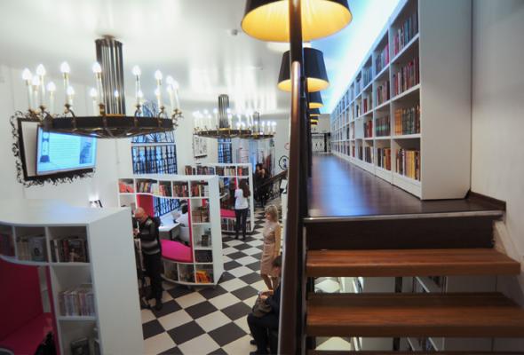 Книгохранилище нашего времени: библиотека имени Гоголя - Фото №8