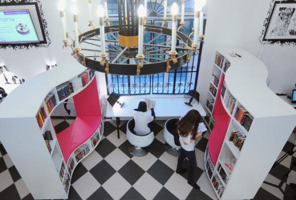 Книгохранилище нашего времени: библиотека имени Гоголя - Фото №9