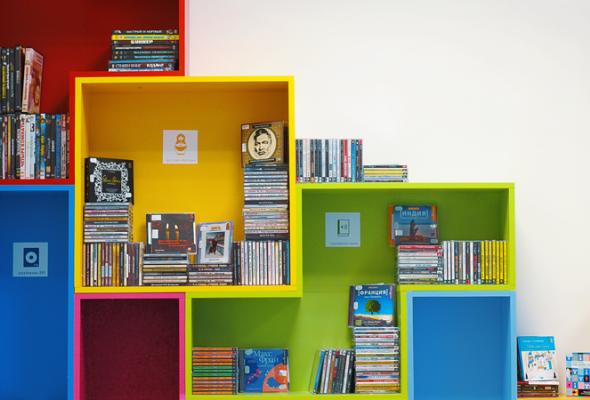 Книгохранилище нашего времени: библиотека имени Гоголя - Фото №12
