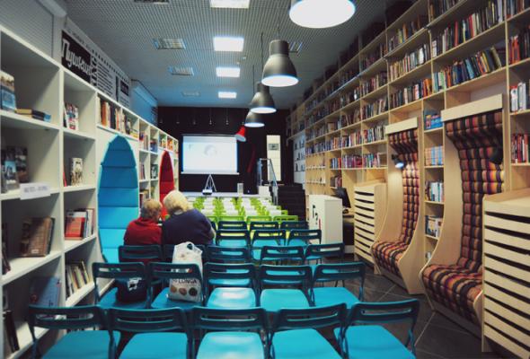 Книгохранилище нашего времени: библиотека имени Гоголя - Фото №13