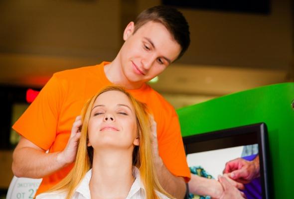 Новая сеть салонов сэкспресс-массажем вторговых центрах - Фото №1