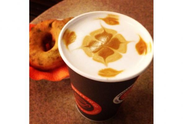 ВМоскве открылась кофейня «Пончик&Ко» - Фото №2