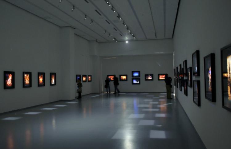 Ночь в Мультимедиа Арт Музее для держателей премиальных карт MasterCard®