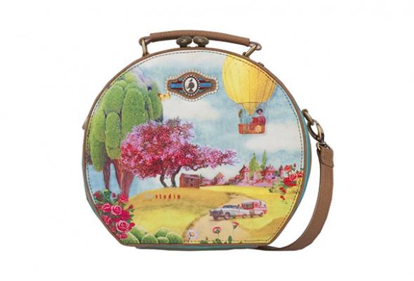 Первая коллекция дизайнерских сумок Pip Studio - Фото №0