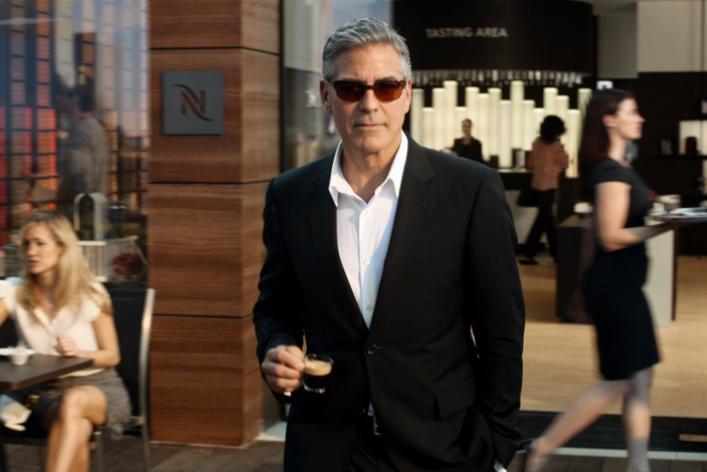 Компания Nespresso выпустила новое видео сДжорджем Клуни
