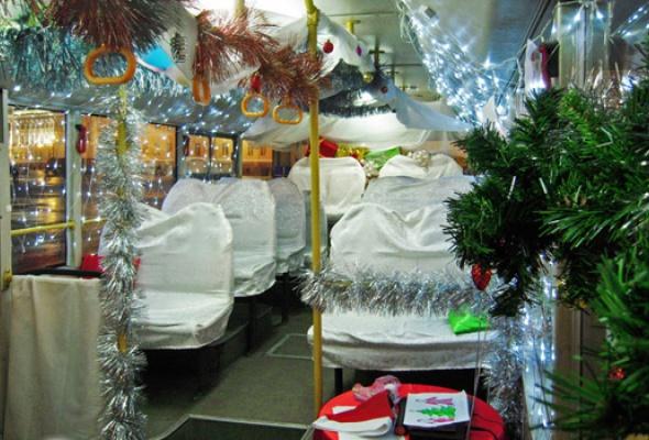 Новогодняя елка в ВолшеБусе - Фото №0