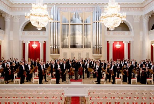 Большой зал Филармонии - Фото №6