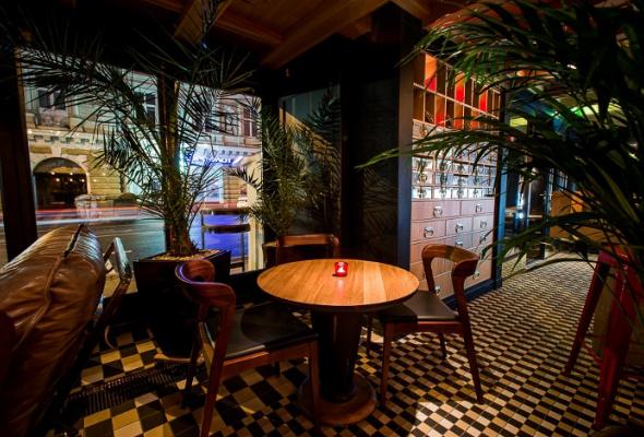 Два водном: хорошие рестораны ссильной коктейльной картой - Фото №3