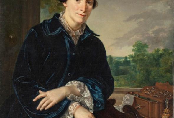 Купеческий портрет XVIII — начала XX века - Фото №0