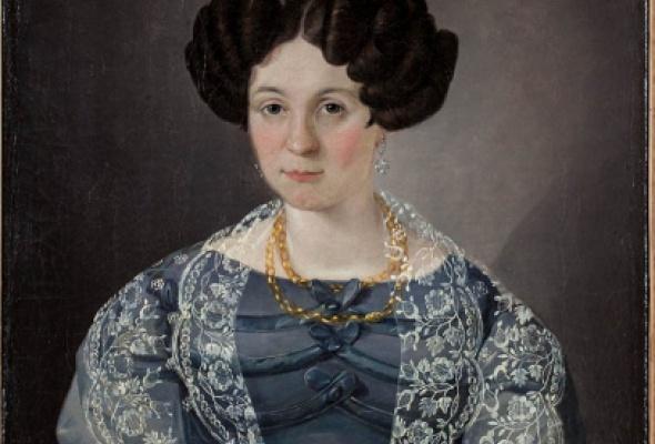 Купеческий портрет XVIII — начала XX века - Фото №1