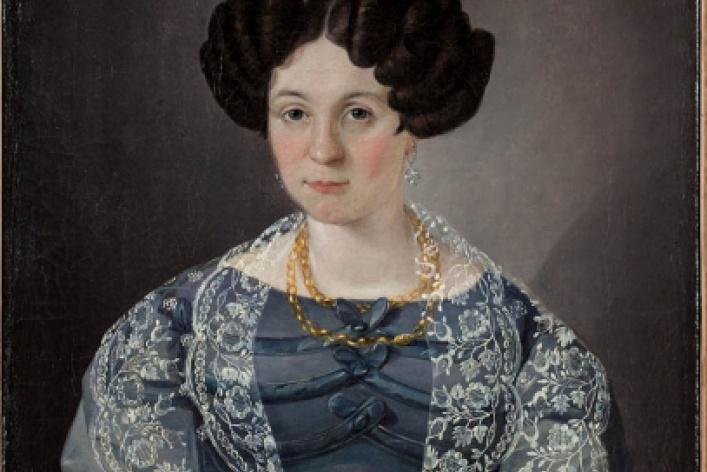 Купеческий портрет XVIII — начала XX века