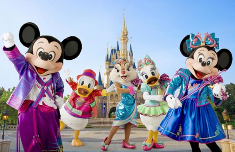 Disney Boom