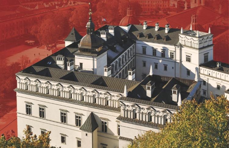 Дворец великих князей литовских и его восстановление