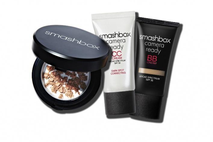 ВРив Гош появился новый косметический бренд Smashbox