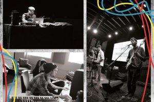 Москва вритме электронной музыки
