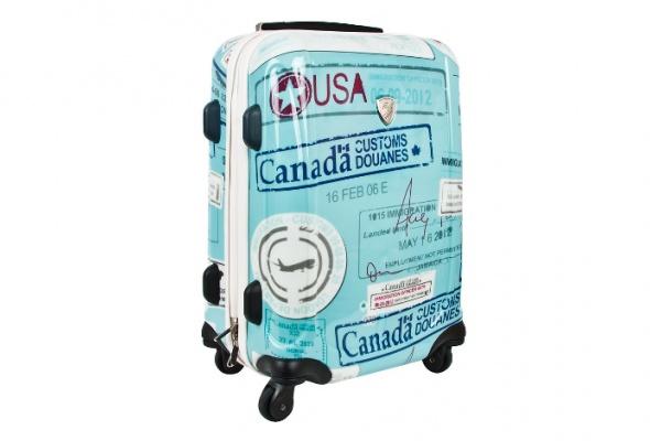 20вариантов багажа для зимнего отпуска - Фото №4
