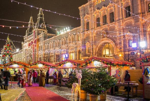 Рождественская ГУМ-ярмарка - Фото №0