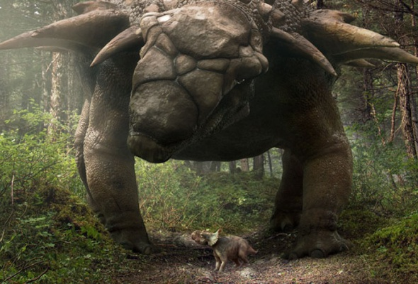 Прогулки с динозаврами 3D - Фото №1
