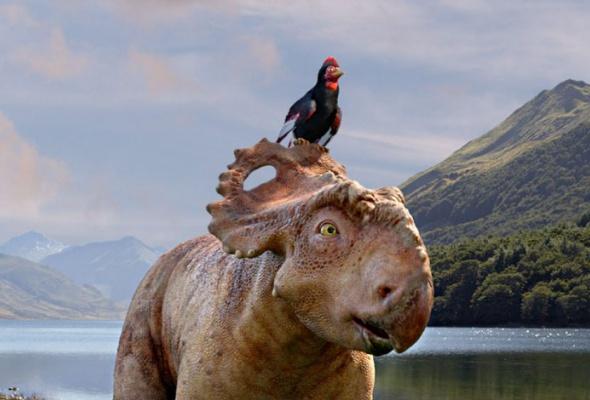 Прогулки с динозаврами 3D - Фото №0