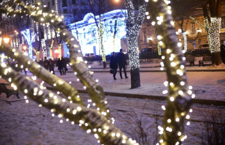Выходные вМоскве: маршруты прогулок