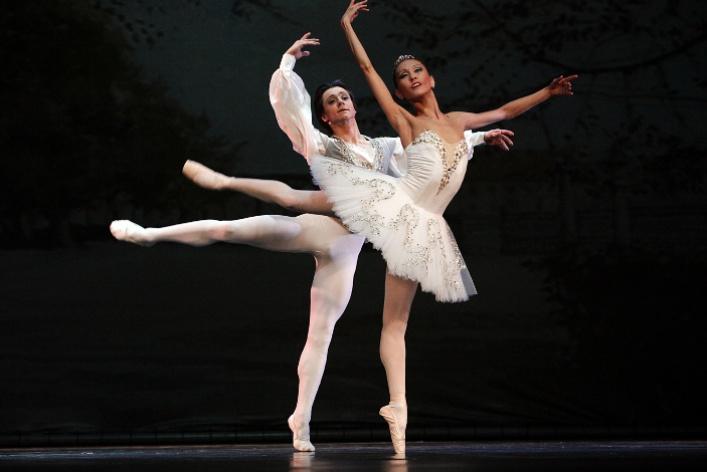 Романтика балета