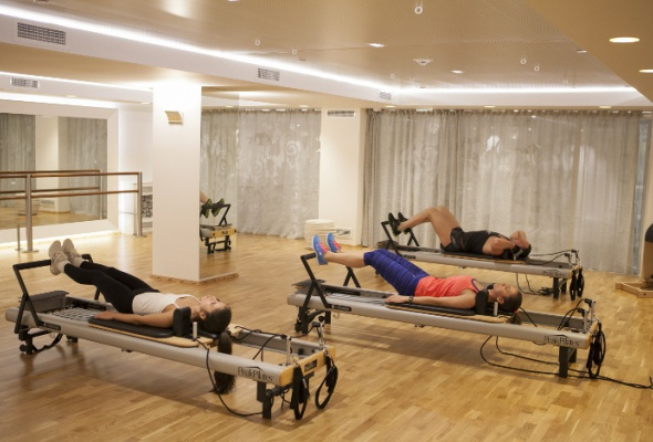 Открылся новый фитнес-клуб вцентре города - Фото №0