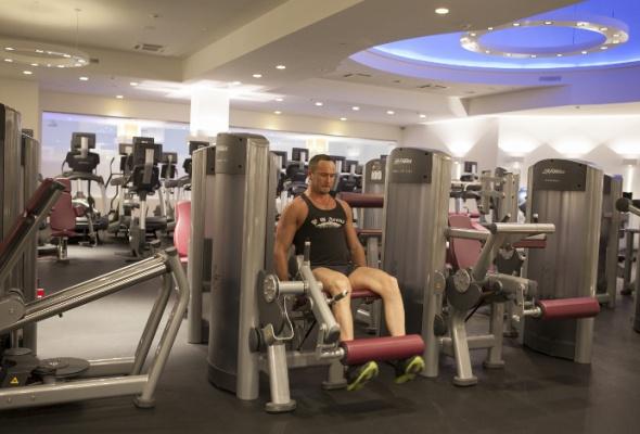 Открылся новый фитнес-клуб вцентре города - Фото №1