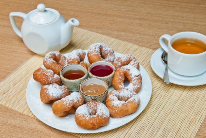 10зимних десертов вресторанах Москвы