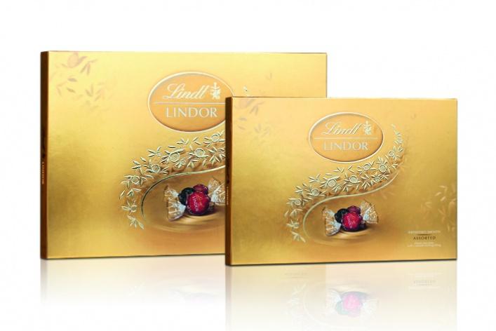 Компания Lindt проводит конкурс для любителей шоколада