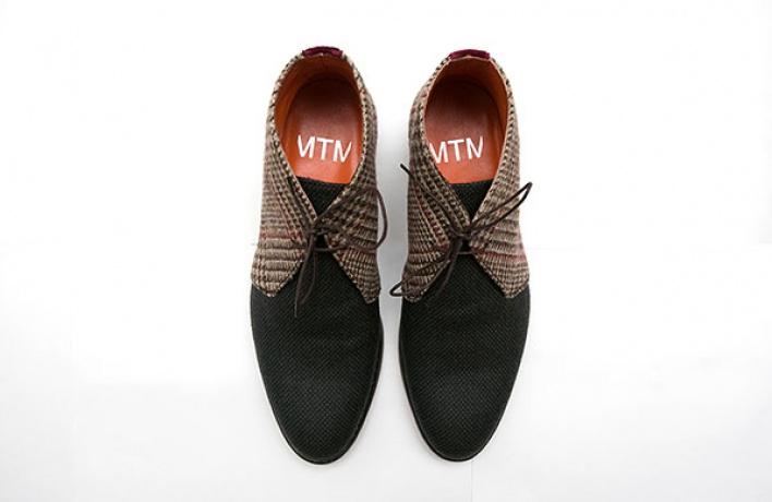 Линия обуви отStas Lopatkin