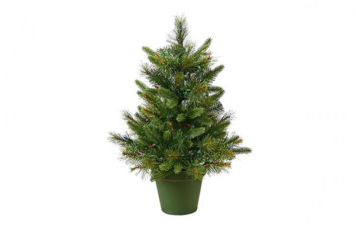 6альтернатив традиционной елке