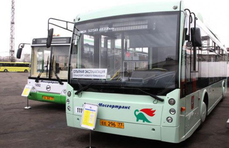 Городские маршрутки заменят низкопольными автобусами