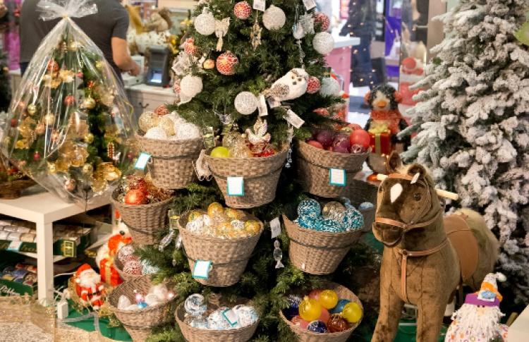 Рождественский базар в галерее «Модный сезон»