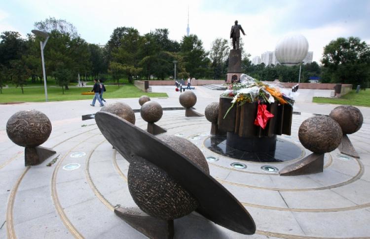 10необычных памятников Москвы Фото №419151